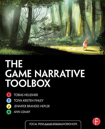 The Game Narrative Toolbox (Focal Press Game Design Workshops) por Tobias Heussner