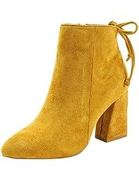 Suchergebnis auf für: hippie stiefel gelb Damen