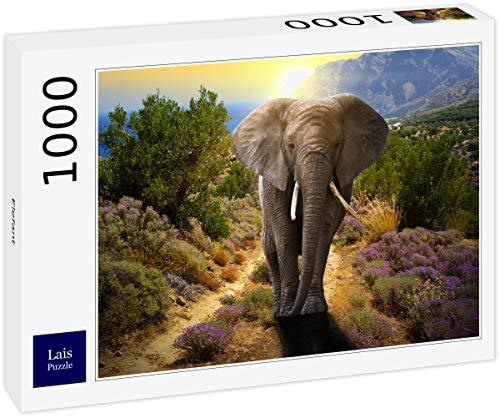Lais Puzzle Elefante 1000 Piezas