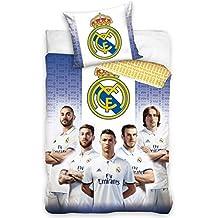 Real Madrid de fútbol cama Bed Linen Football Ronaldo rm163022140x 200cm + 70x 80cm