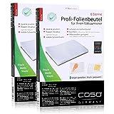 Caso Profi- Folienbeutel 16x23cm/50 Beutel für Vakuumierer Caso (2er Pack)