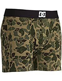 DC Clothing Men's Woolsey Plain Boxer Shorts