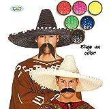 Sombrero de Mexicano de 60 cm en varios colores