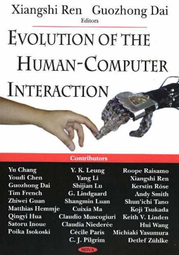 The Evolution of the Human-Computer Interaction