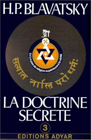 La doctrine secrte, tome 3 : Anthropognse