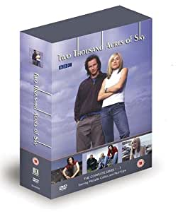 Two Thousand Acres Of Sky: Series 1-3 [DVD]