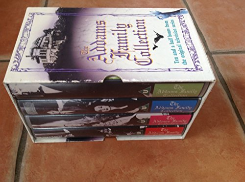 Preisvergleich Produktbild Addams Family Vols 1-7 [VHS]