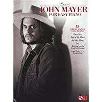 Best Of John Mayer - Easy Piano - Partituras