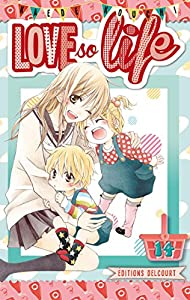 Love so life Edition simple Tome 14
