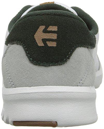 Etnies  LO-CUT SC, Chaussures de skateboard homme Blanc - Weiß (WHITE/LIGHT GREY/135)