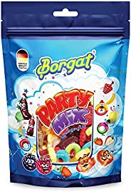 Borgat Party Mix Gummi Candy, 100g - Pack of 1