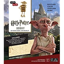 IncrediBuilds: Harry Potter: Dobby 3D Wood Model and Booklet by Jody Revenson (2016-07-26)