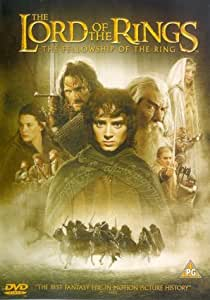 The Lord of the Rings: The Fellowship of the Ring (Four Disc Collector's Box Set) [DVD] [2001]