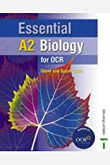 Essential A2 Biology for OCR Student Book Paperback