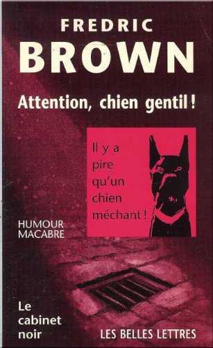 ATTENTION CHIEN GENTIL ! (DIFF. SODIS)