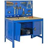 Simonrack - Kit banco trabajo bt-2 locker 900 azul