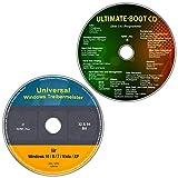 Universal Treiber-Meister f�r Windows 10 / 8 / 7 / Vista / XP (32 & 64 Bit) alle (PC & Laptop) Modelle + Ultimate Boot / Ersthilfe & Notfall-CD  Bild