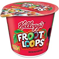 Kellogs Froot Loops Cup (42g)