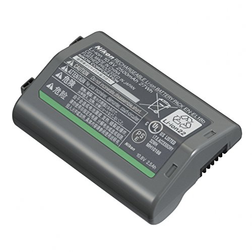 Best Saving for Nikon EL18B Lithium Ion Battery Special