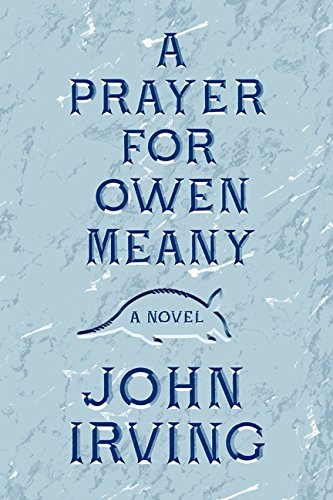Book cover for A Prayer for Owen Meany