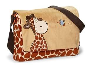 NICI Wild Friends Giraffe Plush Shoulder Bag 35.5x25.5x7.5 cm
