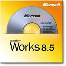 Microsoft OEM Works 8.5 Windows 32 UK - 1 Pack