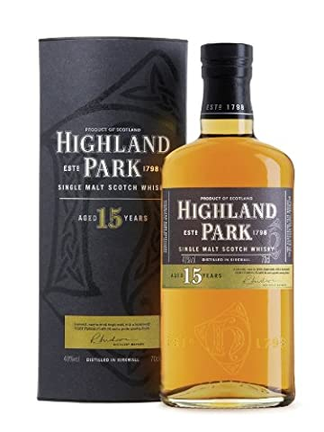 Highland Park - Limited Edition UK Exclusive - 15 year old Whisky