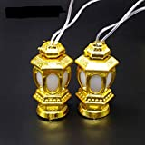 New Lantern Shape 20Led String Lights For Diwali Christmas Holiday Party Home Decoration