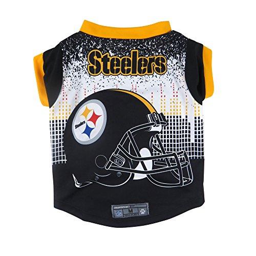 NFL Pittsburgh Steelers, PET Performance T-Shirt, XSM, -