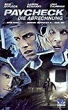 Paycheck - Die Abrechnung [VHS]