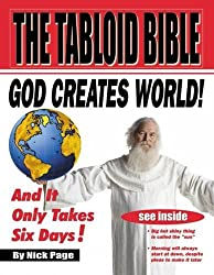 The Tabloid Bible by Nick Page (1998-07-01)