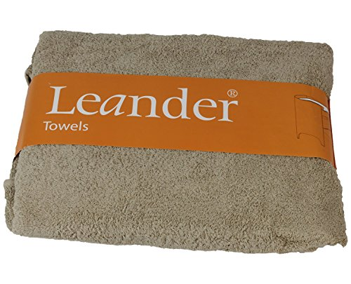 Preisvergleich Produktbild Leander Handtuch für Wickelunterlage 2er Pack in Sand