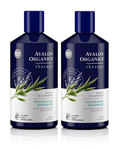 pack-of-2-x-avalon-organics-thickening-shampoo-biotin-b-complex-therapy-14-fl-oz