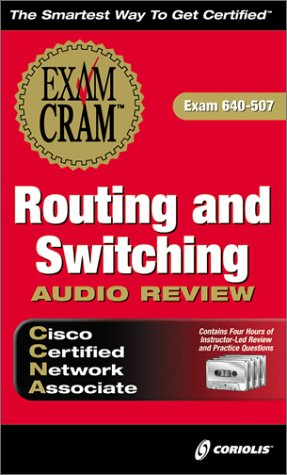 CCNA Routing and Switching Exam Cram Audio Review (Certification Press) por Certification Insider Press