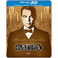The Great Gatsby - Limited Steelbook Edition