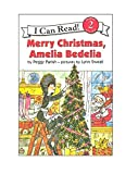 Merry Christmas Amelia Bedelia (I Can Read Books: Level 2)