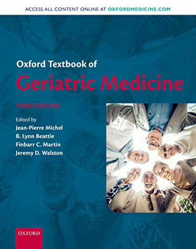 Oxford Textbook of Geriatric Medicine