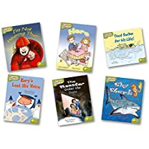 Oxford Reading Tree: Level 7: Snapdragons: Pack (6 books, 1 of each title) by Jill Atkins (2005-01-27)