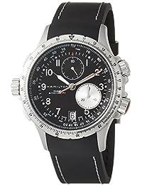 Hamilton H77612333 - Reloj analógico automático inoxidable para hombre