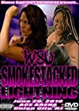 WSU - Women Superstars Uncensored Wrestling - Smoked Stack Lightning DVD-R