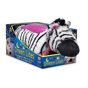 Dream Lites Zebra Pillow Pets
