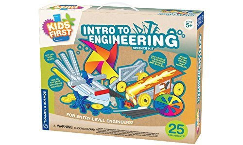 Kids First Intro to Engineering Kit by Kids First (Engineering Intro)