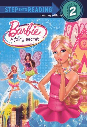 BARBIE FAIRY SECRET BOUND FOR (Barbie: Step Into Reading, Step 2)