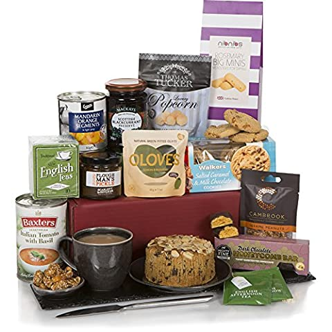 The Gourmet Food Hamper - Delicious Assortment of Food - Gifts & Food Gift Hampers