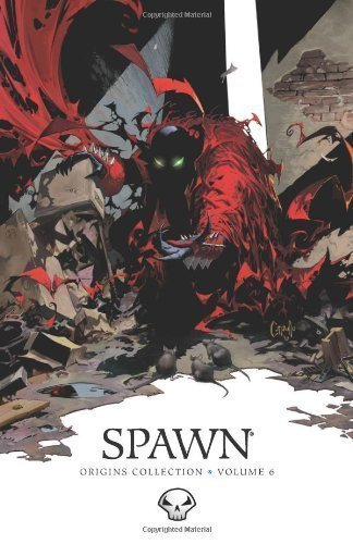 Spawn Origins Vol 6 TP by McFarlane, Todd, Moore, Alan (2010) Paperback