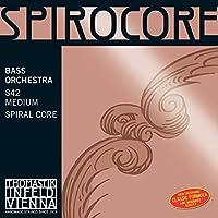 Thomastik Spirocore Orchestra s-36Stahl 1ª-medium-bass 4/4