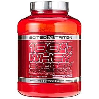 Scitec Nutrition PROTEIN 100% Whey Protein Professional, Erdbeer-Weiße Schokolade, 2350 g