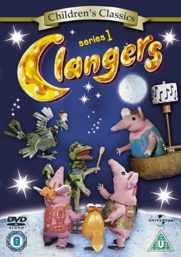 Clangers: The Complete First Series [DVD]