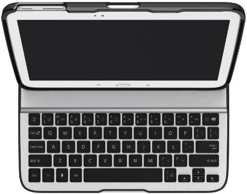 Belkin Ultimate Tastaturcase für Samsung Galaxy Tab 3 10.1 schwarz