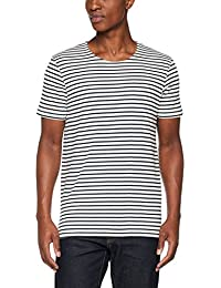 SELECTED HOMME Herren T-Shirt Shhbret SS O-Neck Tee NOOS